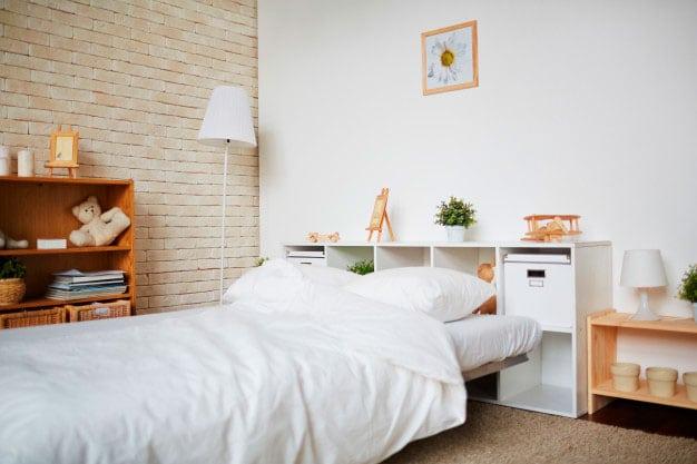 Consejos para que un dormitorio parezca más amplio