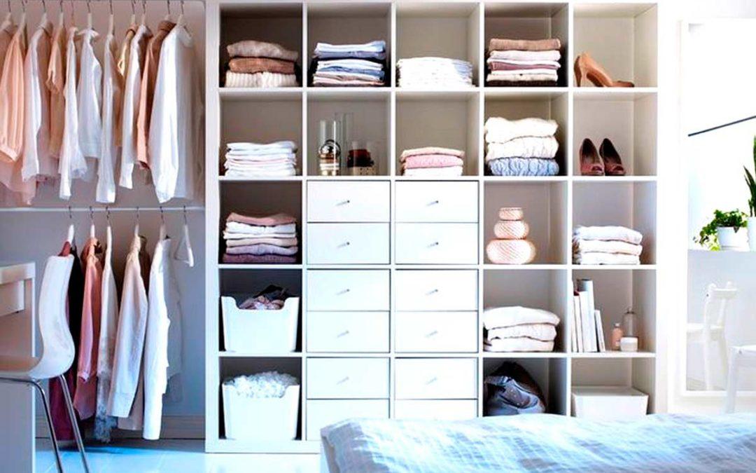 Cómo organizar muebles en un dormitorio pequeño