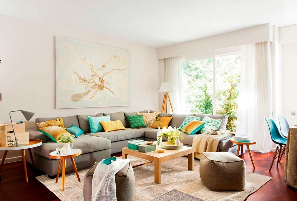Descubre los diferentes tipos de sofás