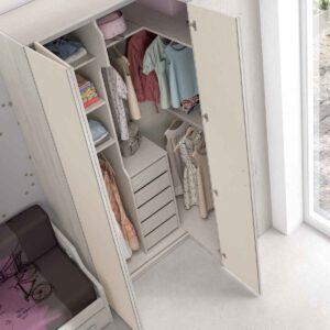 armario dormitorio juvenil pamplona