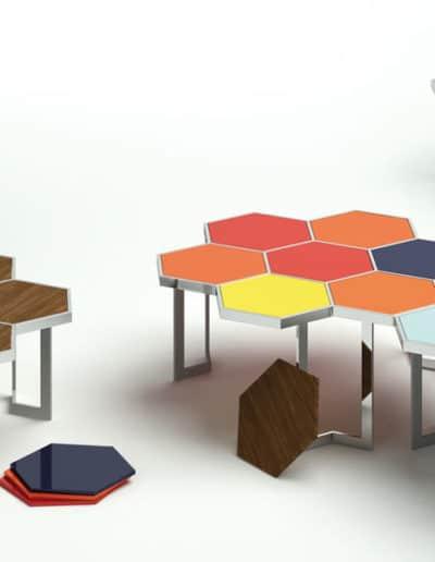 mesa extensible en pamplona