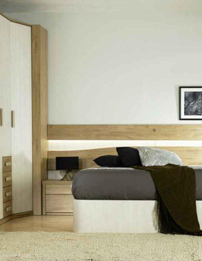muebles de dormitorio en pamplona