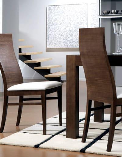 sillas para comedor en pamplona