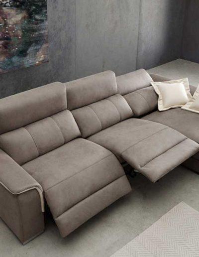 sofas de piel en pamplona