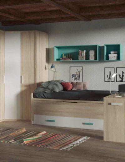 tienda dormitorios juveniles pamplona