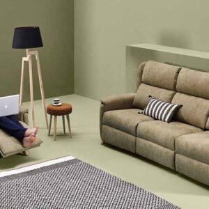 Sofá relax fondo reducido diverso